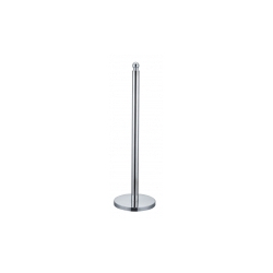 Blue Canyon Toilet Roll Holder - Chrome Spike