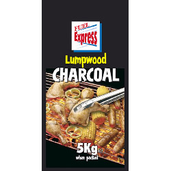 Fuel Express Lumpwood Charcoal - 5kg