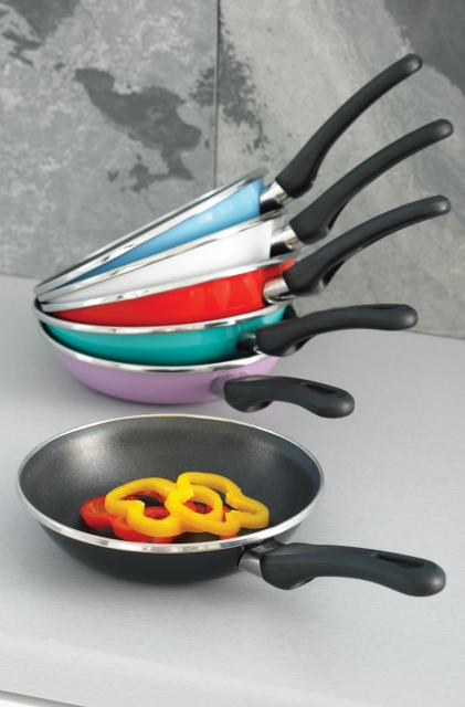 Judge Funky Frypan With Black Handles