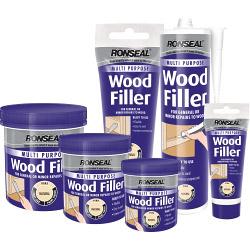 Ronseal Multi Purpose Wood Filler 250g Natural
