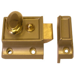 Sterling Narrow Nightlatch Set