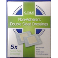 CMS Medical Low-Adherant Dressing