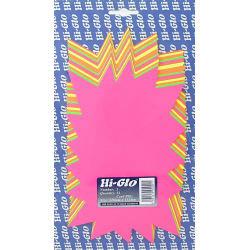 "Hi-Glo Blitz (Pack of 32) - 9"" x 6"""