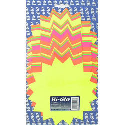 Hi-Glo Card Stars (Pack of 100)