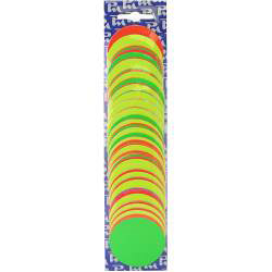 Hi-Glo Card Circles (Pack of 100)