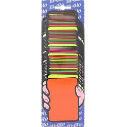 Hi-Glo Handy Notes - Pack of 50