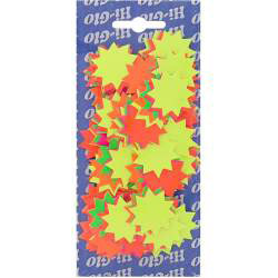 Hi-Glo Mini Stars (pack of 150 stars)