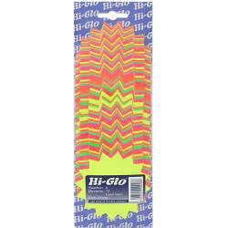 Hi-Glo Card Star (Pack of 75)