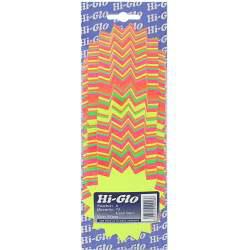 """Hi-Glo Card Star (Pack of 75) - 3.75"""""""