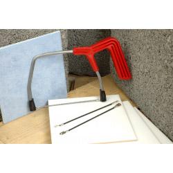 Linic Junior Tile Saw 155mm Long Blade