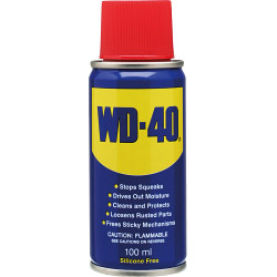WD-40 Aerosol Can 100ml